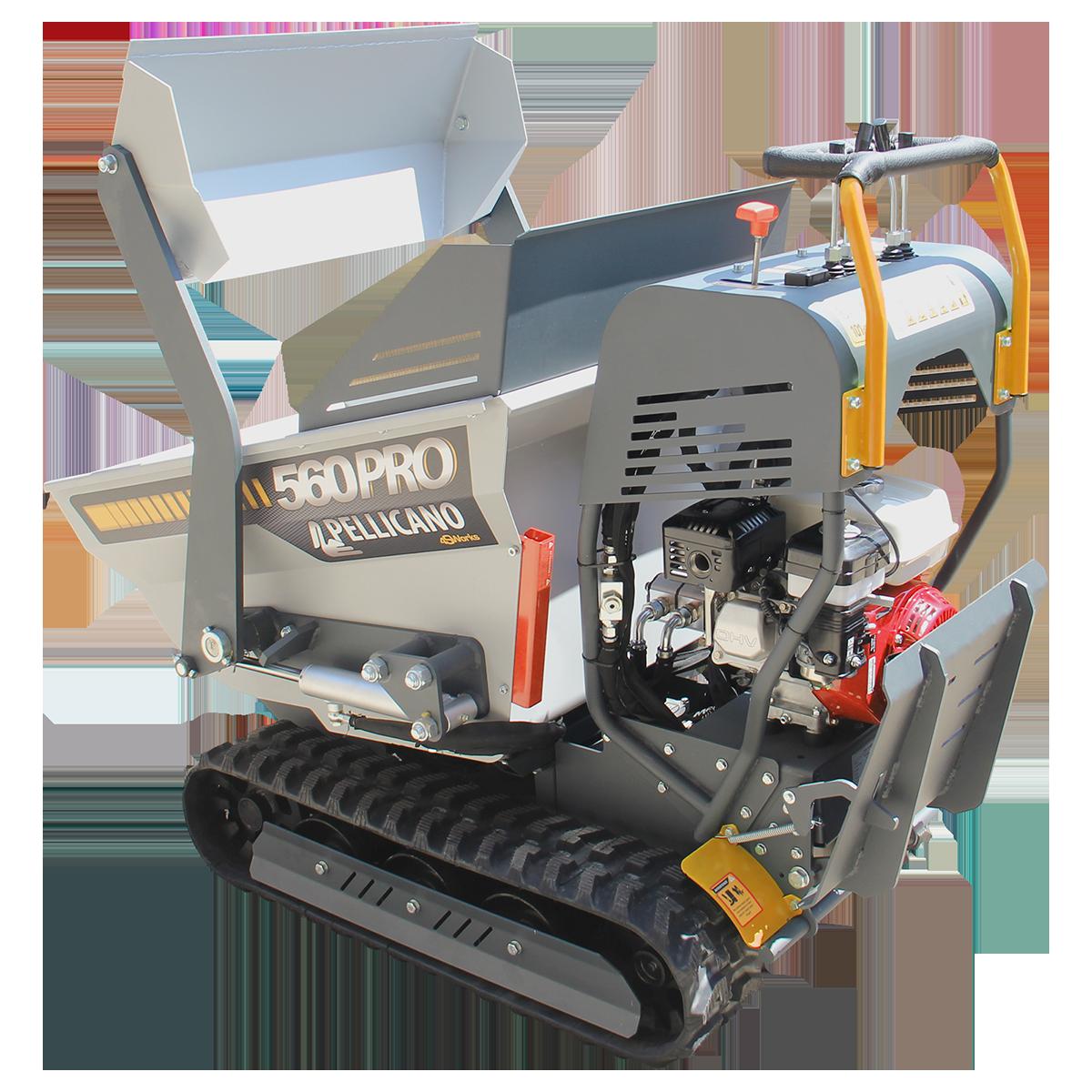 Mini dumper Pellicano 560