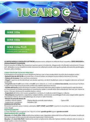 Catalogo Motocarriole elettriche