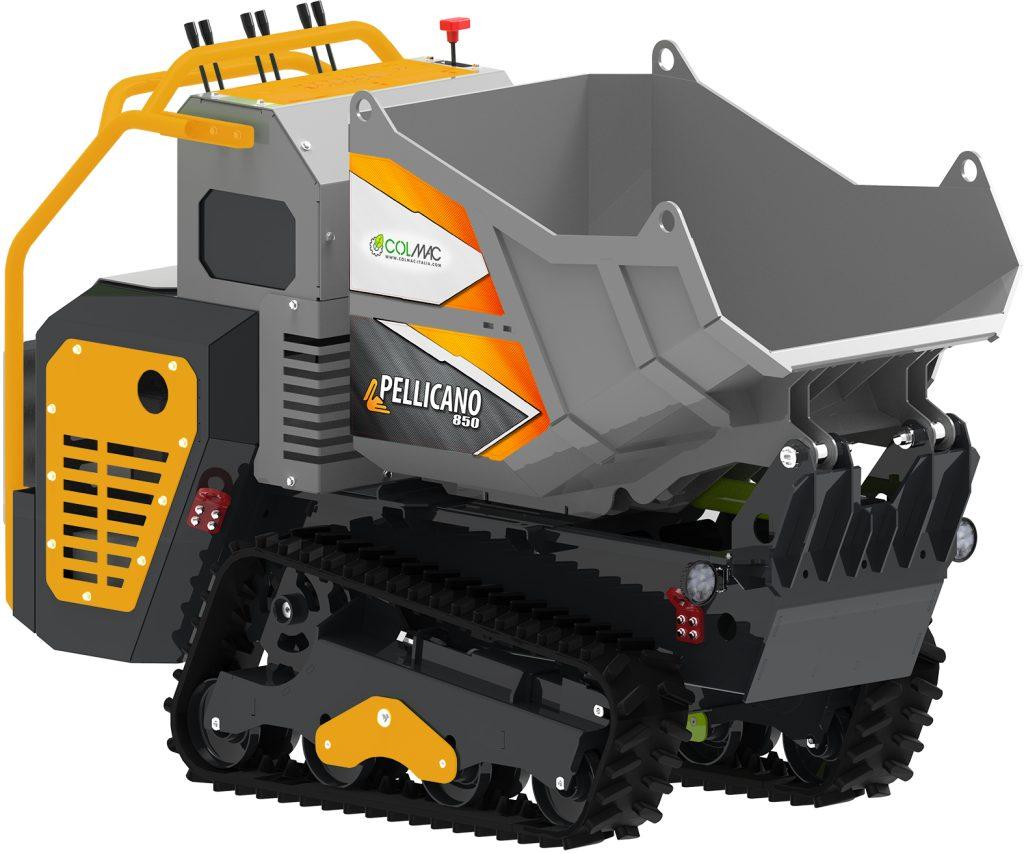 Mini Dumper Pellicano 850