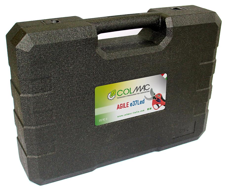 Forbice a gatteria portatile AGILE e37 led - Colmac